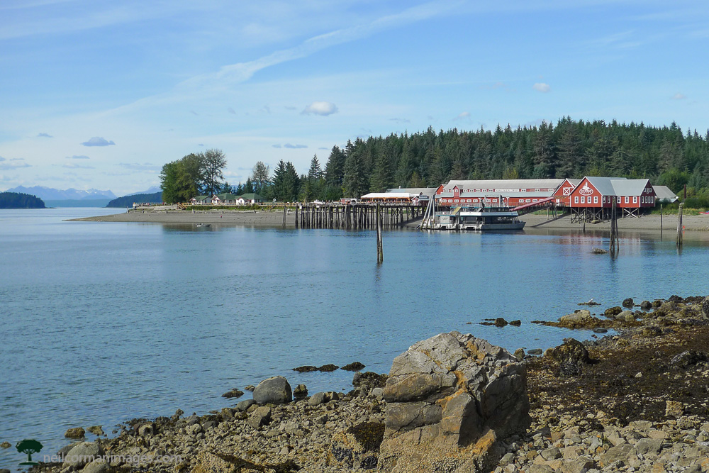 Icy Strait Point in Hoonah