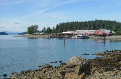 Icy Strait Point in Hoonah, Alaska