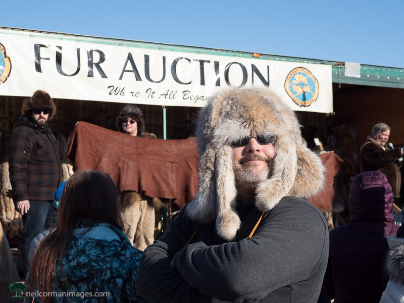 Fur Rondy in Anchorage 2017 Auction